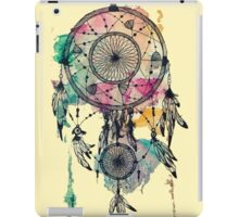 Poetry of a dream catcher iPad Case/Skin