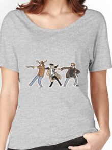 Supernatural Line-up Women's Relaxed Fit T-Shirt