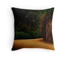 Road to Freedom-Quinta da Regaleira Throw Pillow