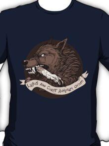 Lupus Brown T-Shirt