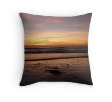 """Pre-Glow before the After-Glow"" Throw Pillow"