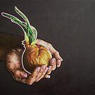 selfportrait 1 by Marike Kleynscheldt