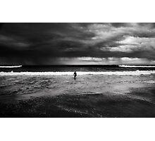 Storm Surfer  Photographic Print