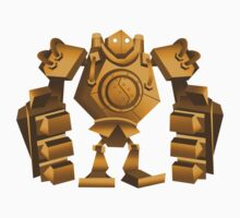 Blitzcrank! (League of Legends) Kids Clothes