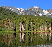 Sprague Lake by David Watts