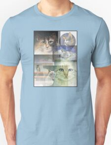 Cat Collage T-Shirt