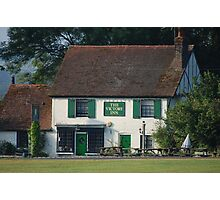 Village Pub Photographic Print