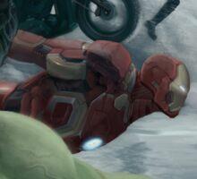 Avengers Assemble! Sticker
