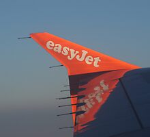 Easy Jet  by longaray2
