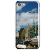 St Anthony in Meneage iPhone Case/Skin