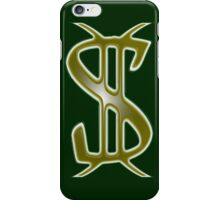 Green and Gold iPhone / Samsung Galaxy Case iPhone Case/Skin