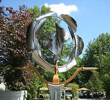 Art Sculpture Garden by Jonathan  Green