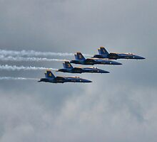 Blue Angels by GPMPhotography