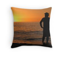 Where are they? Throw Pillow