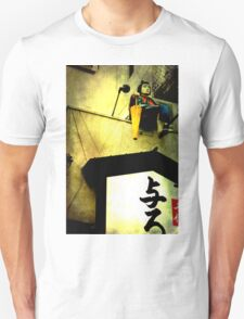 Autumn in Japan:  Keeper of the Light T-Shirt