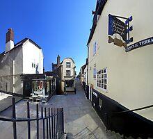 Bridgnorth in Shropshire Photographic Print