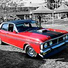Ford Falcon GT by Ferenghi