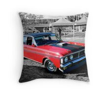 Ford Falcon GT Throw Pillow