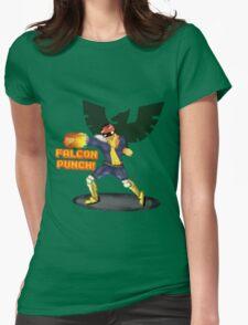 Nintendo - Falcon Punch! Womens T-Shirt