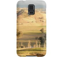 On The Road to Gundagai, NSW, Australia. Samsung Galaxy Case/Skin