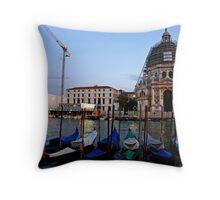 Magical Venice Throw Pillow