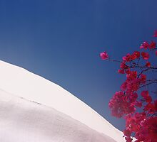 Primary Colors of Mykanos by Peter Bellamy