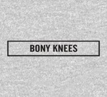 Bony Knees by thebeardguy
