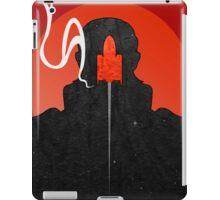 Cowboy bebop - Jet Black iPad Case/Skin