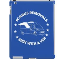 Icarus Removals iPad Case/Skin