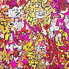 Scramble Funk  by Ola Kalnins