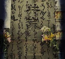Autumn in Japan:  Death Fades by Jen Waltmon