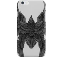 Conwy Corvids  iPhone Case/Skin
