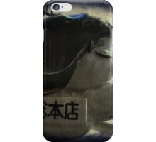 Autumn in Japan:  Grunge Angel iPhone Case/Skin