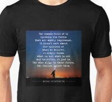 The Cosmic Field of Qi Unisex T-Shirt