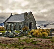 Church of the Good Shepherd 1 by Charles Kosina