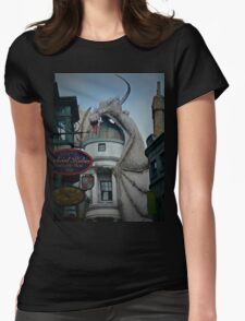 Guardian of Gringotts Womens Fitted T-Shirt