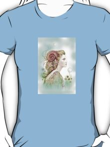 """""""THE ARIES"""" - Protective Angel for Zodiac Sign T-Shirt"""