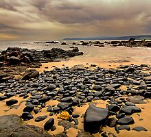 Black Pebbles by Hans Kawitzki