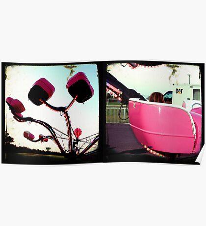 Pink Fair Poster