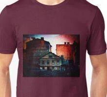 Abandoned city Unisex T-Shirt