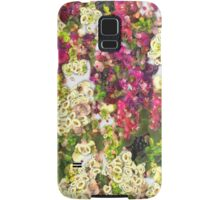 Snapdragons fruit and vegetable style! Samsung Galaxy Case/Skin