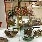 Lucious bags  by Margaret Whyte