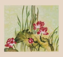 Lotuses in the Grass T-Shirt