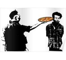 Pizza for one? Poster