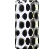 Metallic Hoop Texture - Shallow Focus iPhone Case/Skin