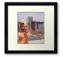 Mat Blackwell - Welcome to Heaven...   Framed Print