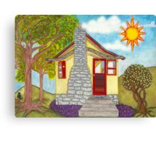 Heart Home 3 Canvas Print