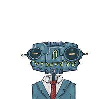Gentleman Robot by viSion Design