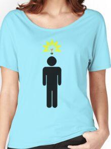 IDEA Women's Relaxed Fit T-Shirt