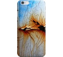 Abstract Rust Decay iPhone Case/Skin